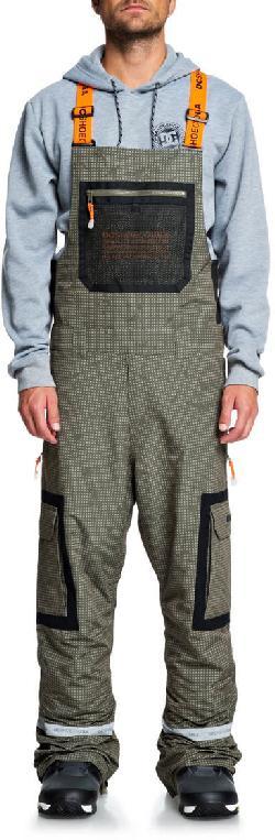 DC Revival Bib Snowboard Pants