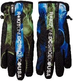 DC Rokit Salute Gloves