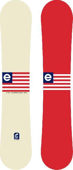 Evol Flag Wide Snowboard