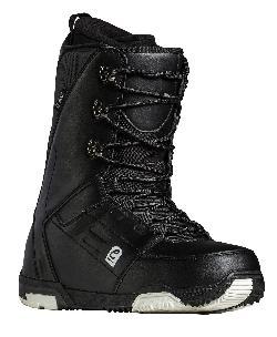 Evol Logo Snowboard Boots