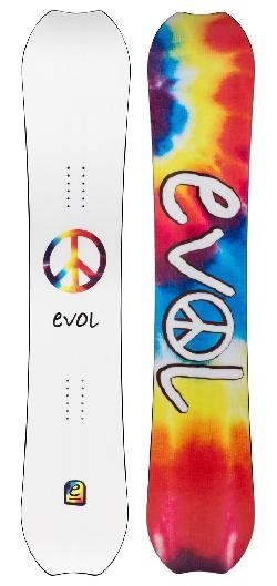 Evol Peace Wide Snowboard
