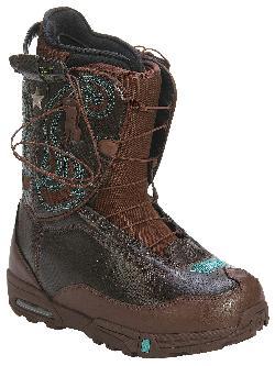 Forum Stampede SLR Snowboard Boots