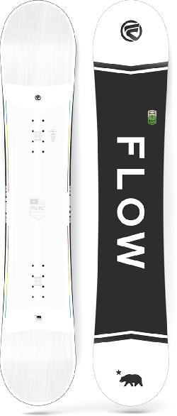 Flow Merc Wide Snowboard