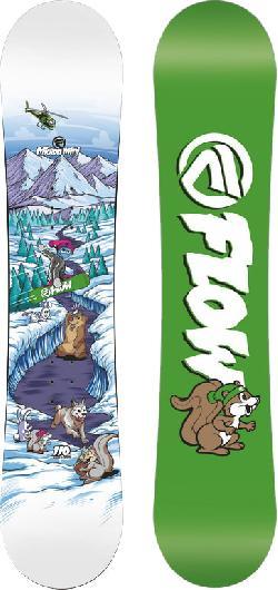 Flow Micron Mini Snowboard