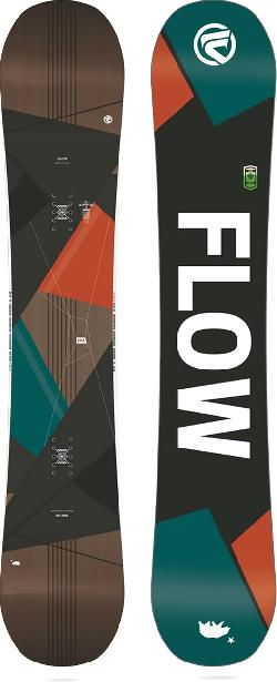 Flow Era Wide Snowboard