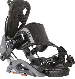 Flow Fuse Hybrid Snowboard Bindings