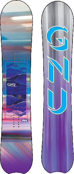 GNU Chromatic Blem Snowboard
