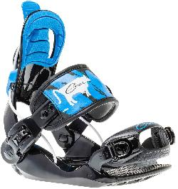 GNU Gnunior Snowboard Bindings