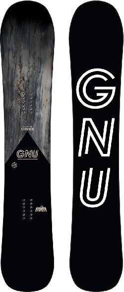 GNU Essential Service Wide Snowboard