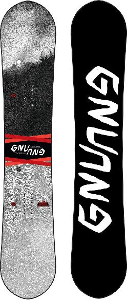 GNU T2B Asym Wide Snowboard