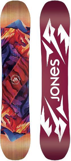 Jones Twin Sister Snowboard