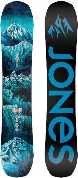 Jones Frontier Wide Snowboard