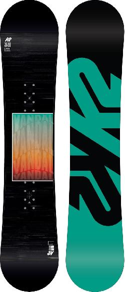 K2 Vandal Wide Snowboard