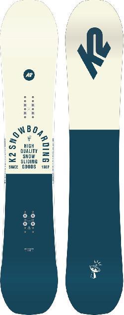 K2 Broadcast Wide Snowboard