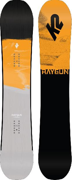K2 Raygun Pop Wide Snowboard