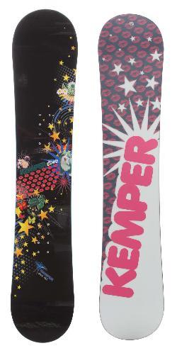 Kemper Diva Snowboard