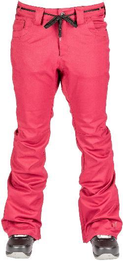 L1 Heartbreaker Twill Snowboard Pants