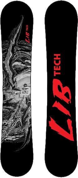 Lib Tech TRS HP Wide Snowboard