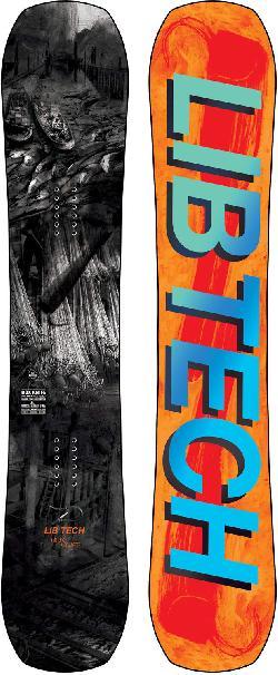 Lib Tech Box Knife Wide Snowboard