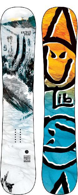 Lib Tech Burtner Box Scratcher Wide Snowboard