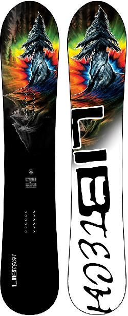 Lib Tech DynaMo Wide Snowboard