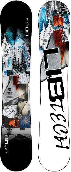 Lib Tech Skate Banana Wide Snowboard