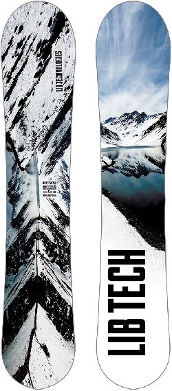 Lib Tech Cold Brew Wide Blem Snowboard