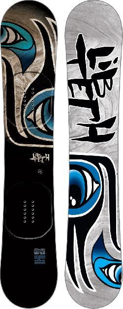 Lib Tech Lando Phoenix HP Midwide Blem Snowboard