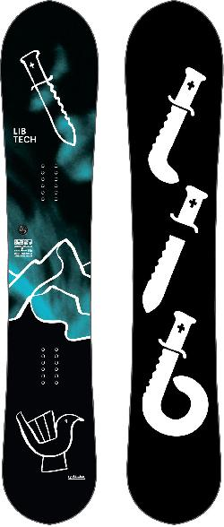 Lib Tech Swiss Knife HP Blem Snowboard