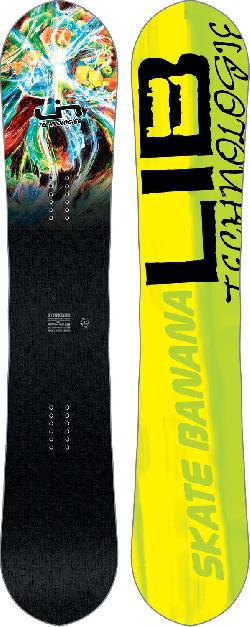 Lib Tech Skate Banana Wide Blem Snowboard