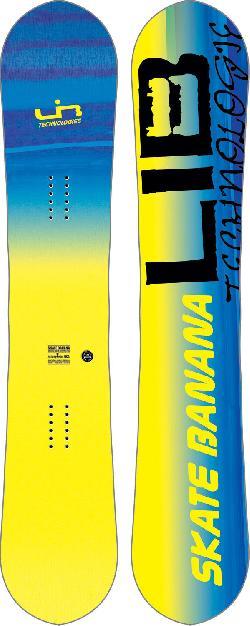 Lib Tech Skate Banana Blem Snowboard