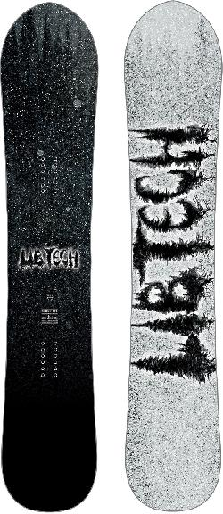 Lib Tech Skunk Ape HP Wide Snowboard