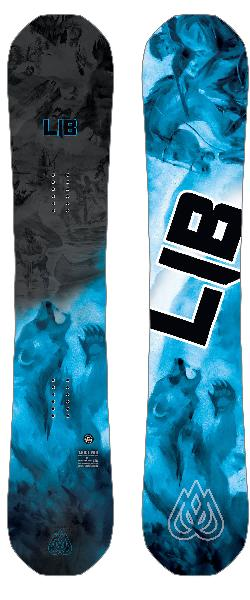 Lib Tech T. Rice Pro HP Narrow Blem Snowboard