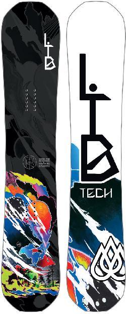 Lib Tech T.Rice Pro HP Blem Wide Snowboard