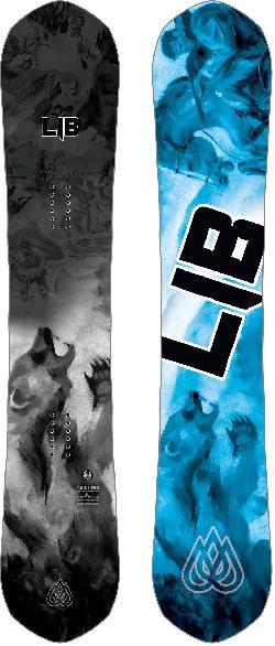 Lib Tech T.Rice Pro HP Wide Snowboard