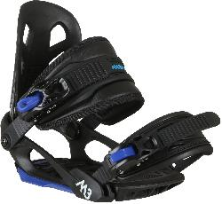 M3 Helix Jr. Snowboard Bindings