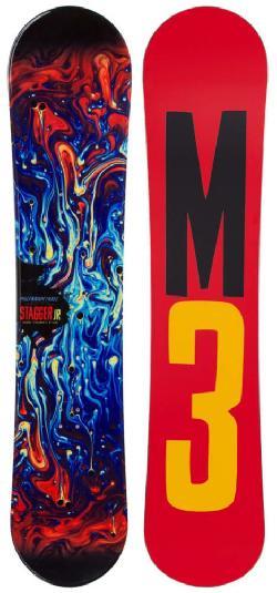 M3 Stagger Jr. Snowboard