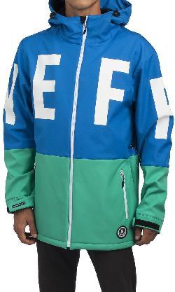 Neff Daily Softshell DWR Snowboard Jacket