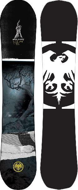 Never Summer Ripsaw Wide Snowboard