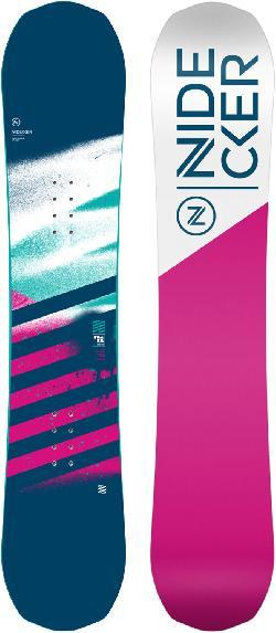 Nidecker Micron Flake Snowboard