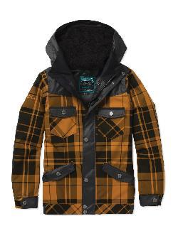 Nikita Mayon Plaid Snowboard Jacket