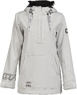 Nikita Radio Pullover Hoodie Snowboard Jacket