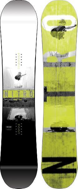 Nitro Future Team Blem Snowboard