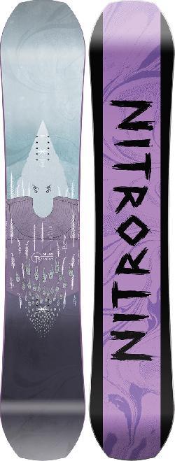 Nitro T3 Snowboard