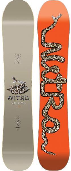 Nitro Bryan Fox Pro One-Off Snowboard