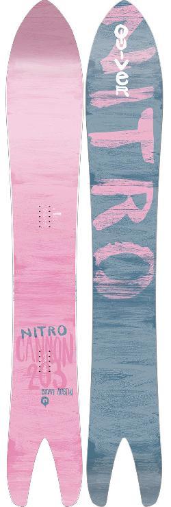 Nitro Cannon Snowboard