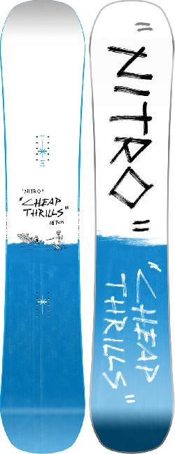 Nitro Cheap Thrills Snowboard