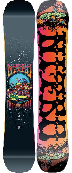 Nitro Cheap Thrills Snowboard