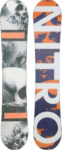 Nitro Demand LTD Blem Snowboard