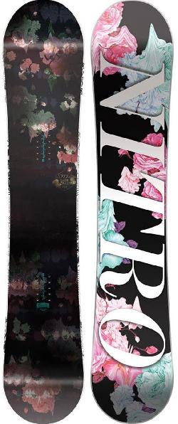 Nitro Fate Camber Blem Snowboard